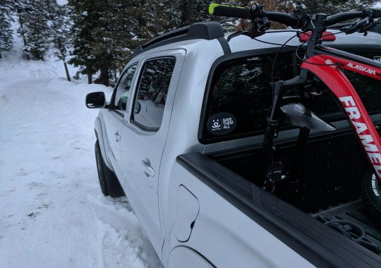 Pickup Truck Bike Mounts